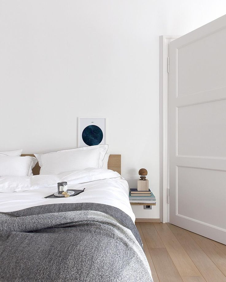 Bedroom styling I did for the gorgeous bedding of @e.p.o.k in our temporary Munich home #cocolapine