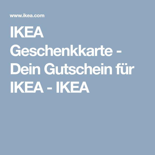 Die Besten 25+ Ikea Gutschein Ideen Auf Pinterest