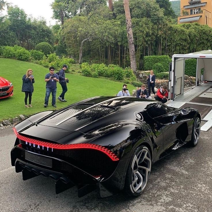 The most expensive car in the world guess the name