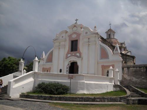 Iglesia Jesuita, Museo Liniers, Alta Gracia, Cordoba, Argentina