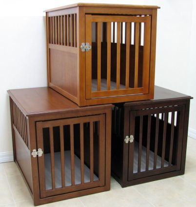cheap dog crates that look like furniture