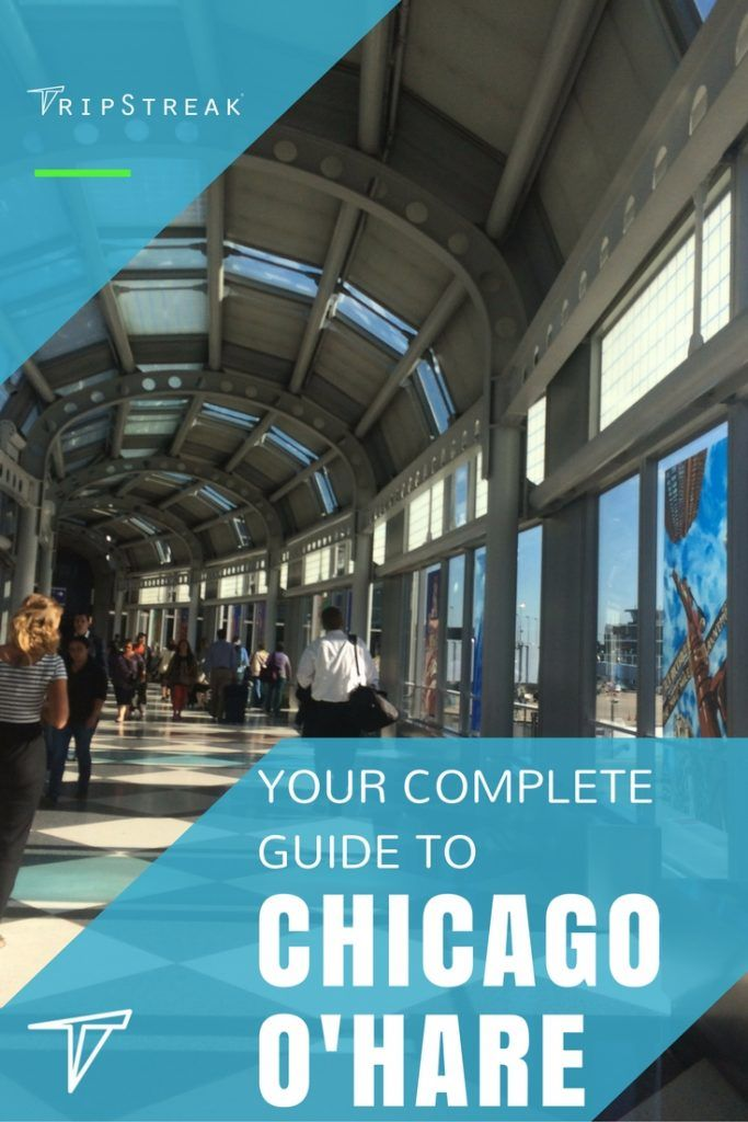 Guide to Chicago O'Hare Airport   ORD   Things to do in Chicago Airport