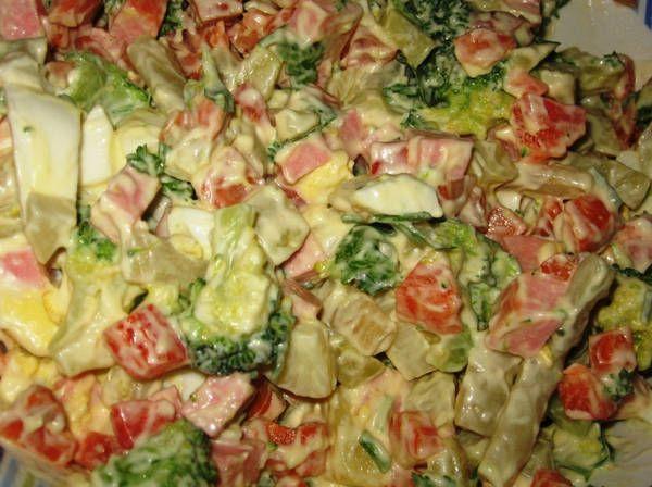 Московский салат рецепт