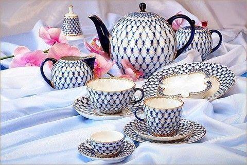 Ruska prodavnica porcelana u Beogradu