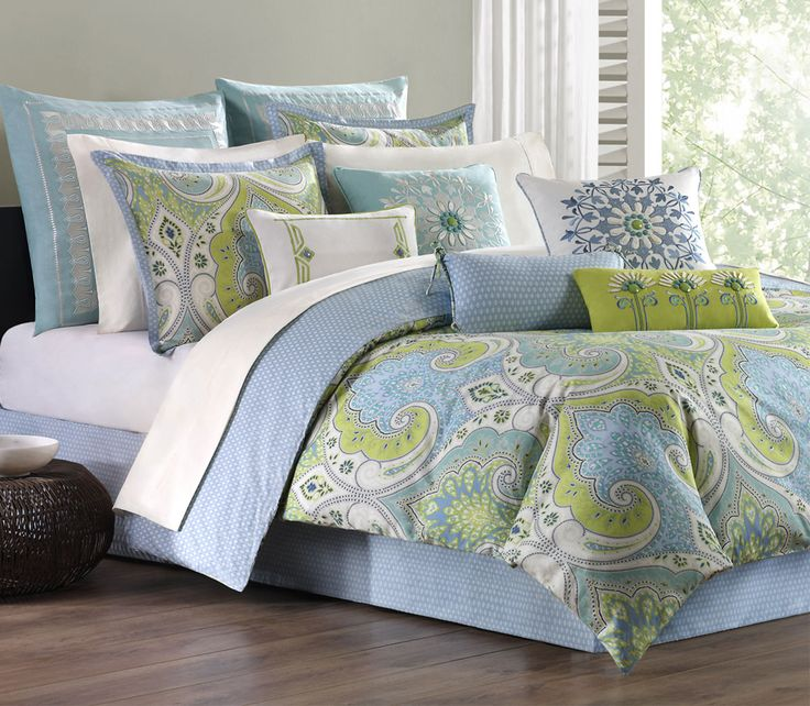 echo design sardinia cotton comforter set with optional euro sham sold separately overstock shopping great deals on echo comforter sets