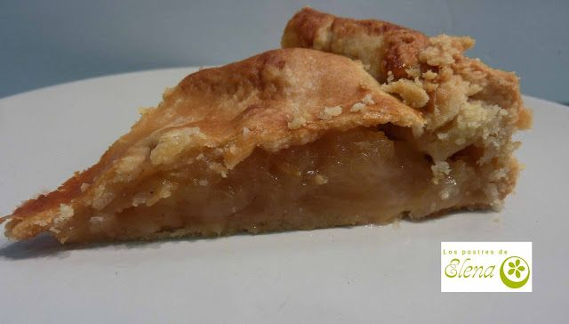 Tarta de manzana americana #Recetas #Tarta #Manzana #Tenerife #Canarias #España