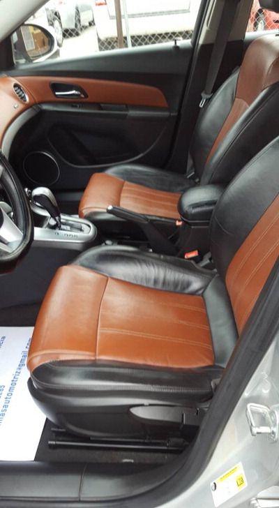 2012 Chevrolet Cruze Nacional De Agencia 5606432 - www.autotrader.com.mx