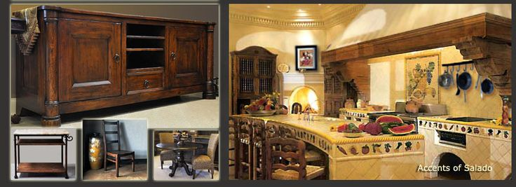 1000 images about hacienda kitchens that rock on for Spanish hacienda style kitchens