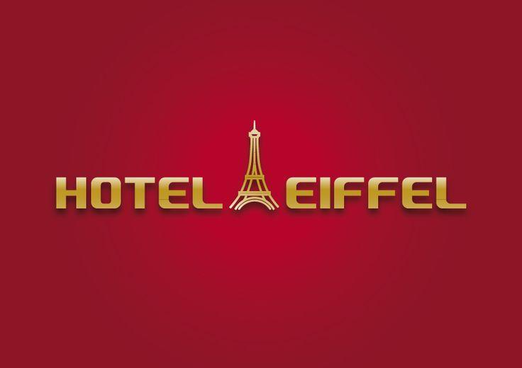 Logotipo para Hotel Eiffel