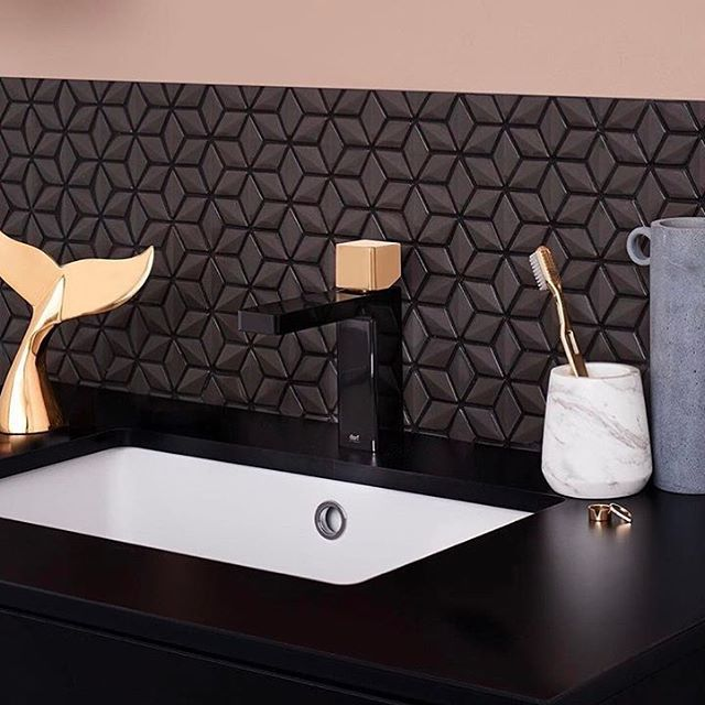 Add a dash of good to your bathroom with amazing tapware from @dorfaustralia online now at The Blue Space.   Better yet, have your items delivered straight to your door from our warehouse! To browse, click the link in bio.
