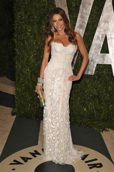 Sofia Vergara always kills it. Vote on your favorite Oscar fashion on Wonderwall.com http://on-msn.com/AAjrmA