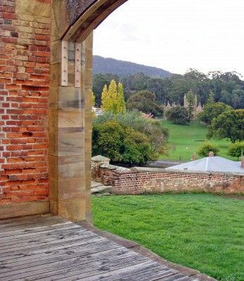 Port Arthur Convict Settlement.  Awesome place to visit, about 90mins from Hobart.  Photo by Kerrie Dodson.
