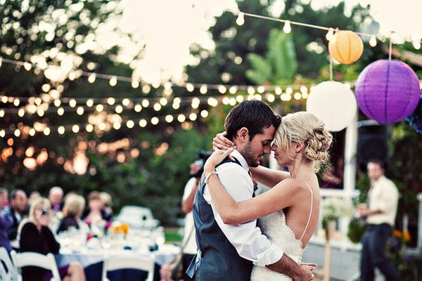 What your first dance at your wedding says about you