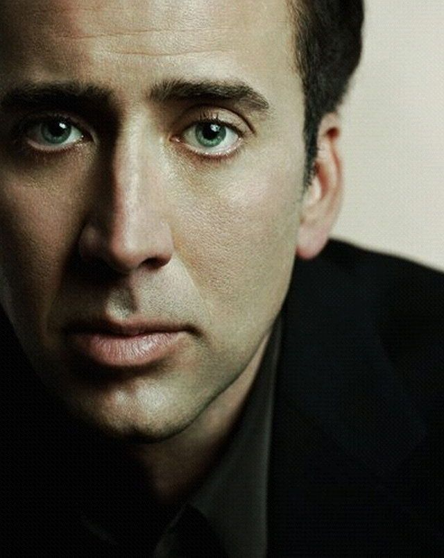 nicolas cage   Strange career turn; the man is a great actor, but picks some terrible movies to do.....