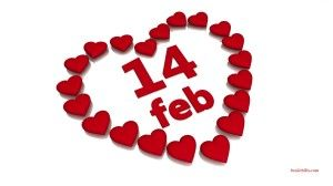 Valentine Day Wall Lovers
