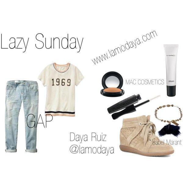 """Lazy Sunday"" by Daya Ruiz"