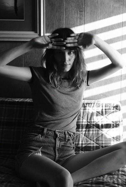 t-shirt, jeans