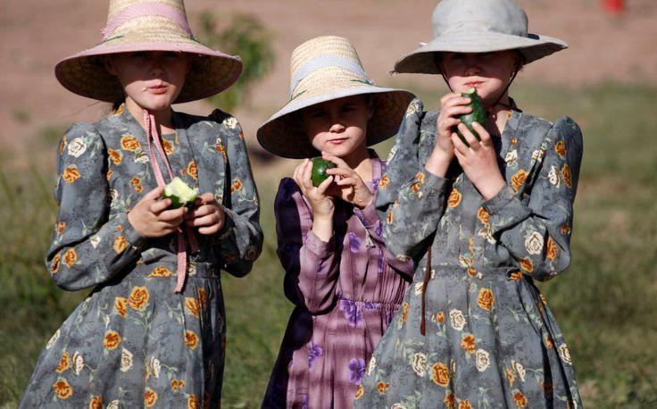Mennonite girls Modest Beauty Pinterest Girls
