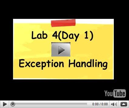 In this video we will see how to handle errors using try and catch block.  For c# training http://www.questpond.com