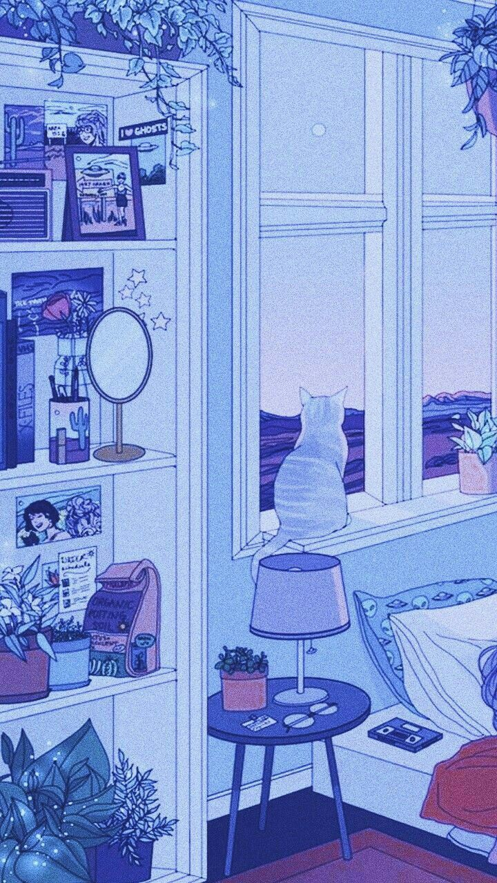 Cool Anime Aesthetic Wallpapers Hd