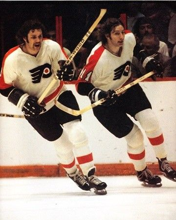 Dave Schultz & Don Saleski - Flyers