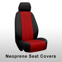 Neoprene Seat Cover Info