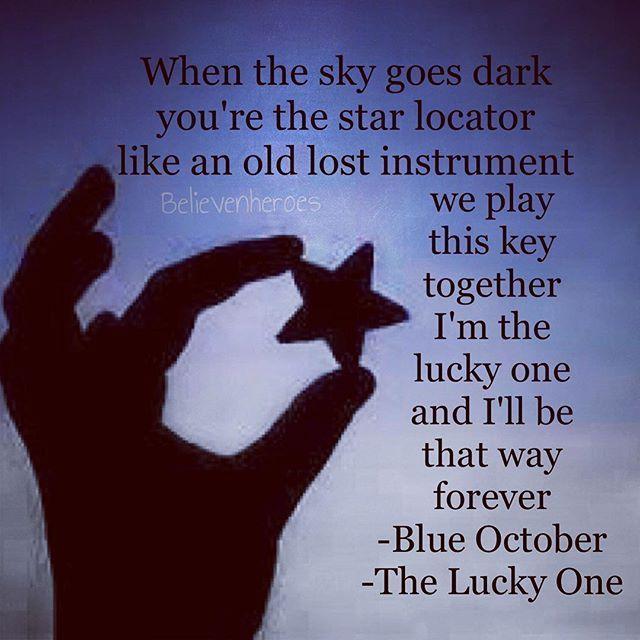 justin furstenfeld blue october #blueoctober #theluckyone #lyrics #justinfurstenfeld #mattnovesky…