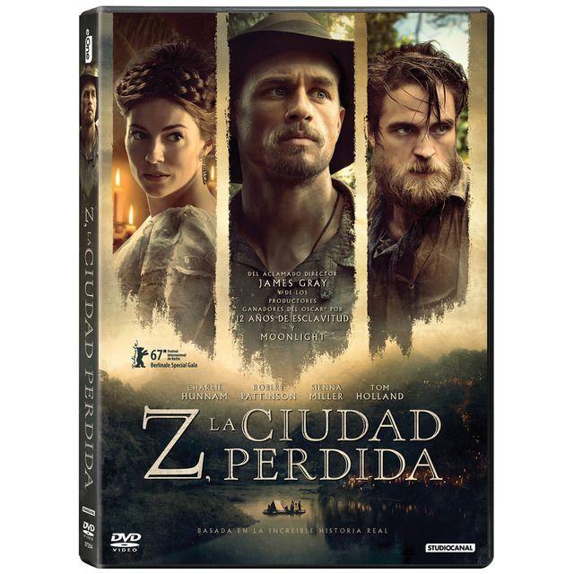 Z La Ciudad Perdida Dvd Cidade Perdida Filmes Hd 1080p