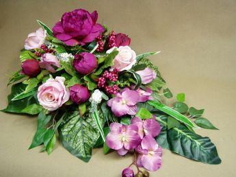 PIWONIE róże STORCZYKI (2858.1) misa piwonia Kompozycje kwiatowe Marko604