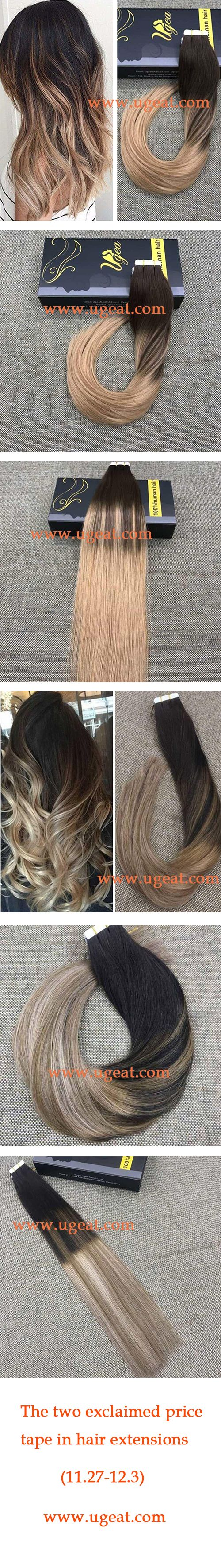 25 trending hair extensions before and after ideas on pinterest the exclaimed price human tape in hair extensions from short hair to long hair with pmusecretfo Gallery