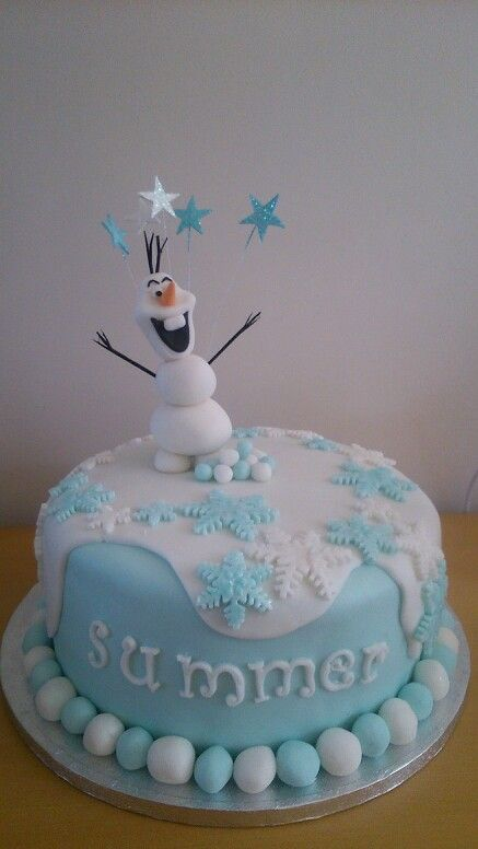 Another frozen cake