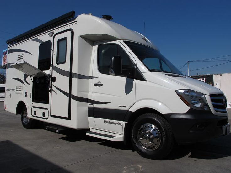 2015 Pleasure-Way Plateau XLMB W/OUTSIDE ENT. for sale  - Midway City, CA | RVT.com Classifieds