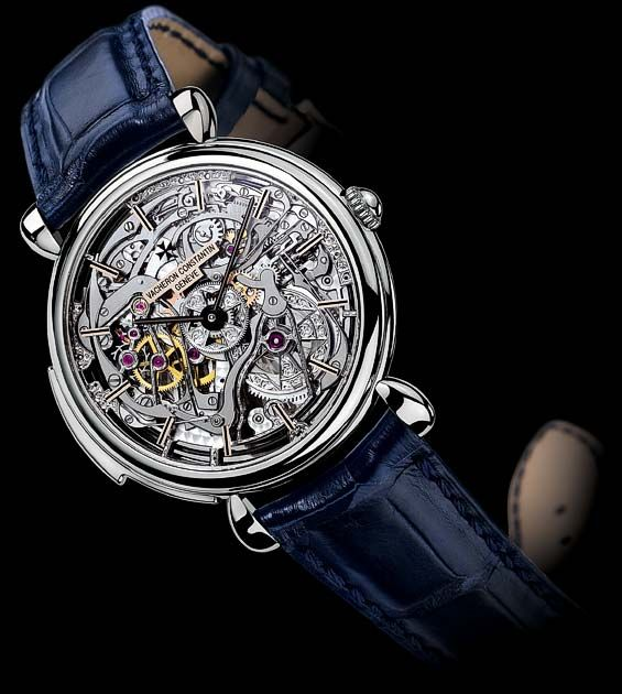 The Watch Quote: Vacheron Constantin Platinum Les Cabinotiers Skeleton Minute Repeater - Limited Edition, Grande Complication