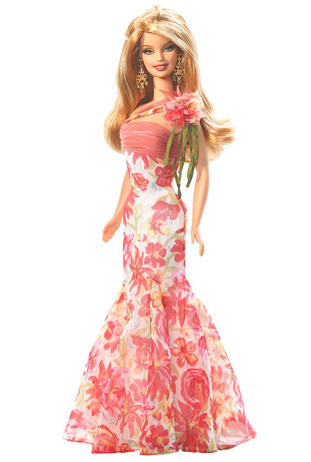 I Dream of Spring™ Barbie® - I love her and everything she stands for!! Bring on spring!!!