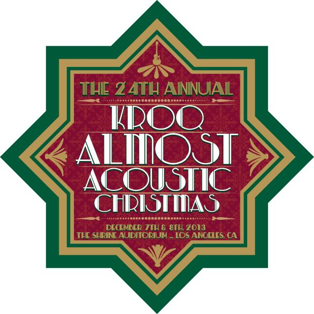 #KROQ announces #AlmostAcousticChristmas2013 lineup: Kings of Leon, Queens of the Stone Age, Arctic Monkeys, Vampire Weekend, Foals, Cage the Elephant, Grouplove, AFI, and New Politics.