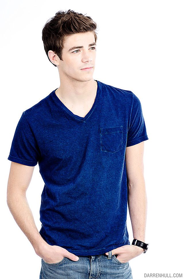 Grant Gustin is the most beatiful man that I have ever seen!!