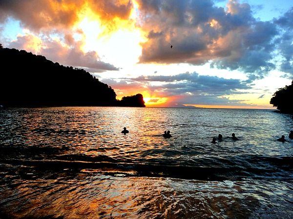 Macqueripe Beach, Trinidad