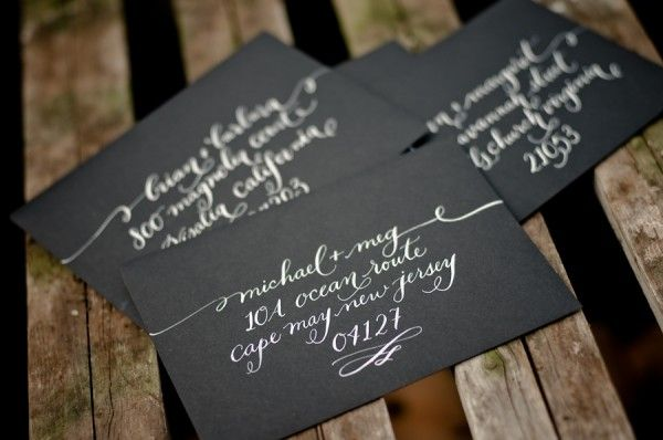 Best 20 Black Envelopes Ideas On Pinterest Black And