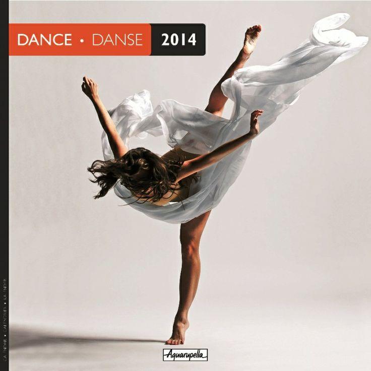 Aquarupella Kalender 30x30 - 12799 Dance | Kalenders / Agenda's | kaartfanaat