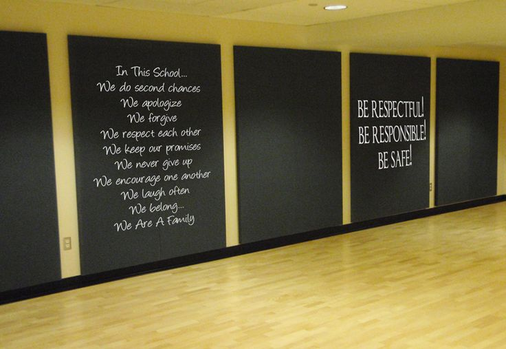 In This School Education Wall Decals...for all of my teacher friends!