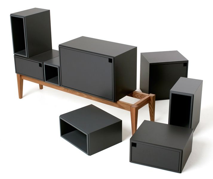 Modular furniture on Pinterest  System furniture, Office furniture ...