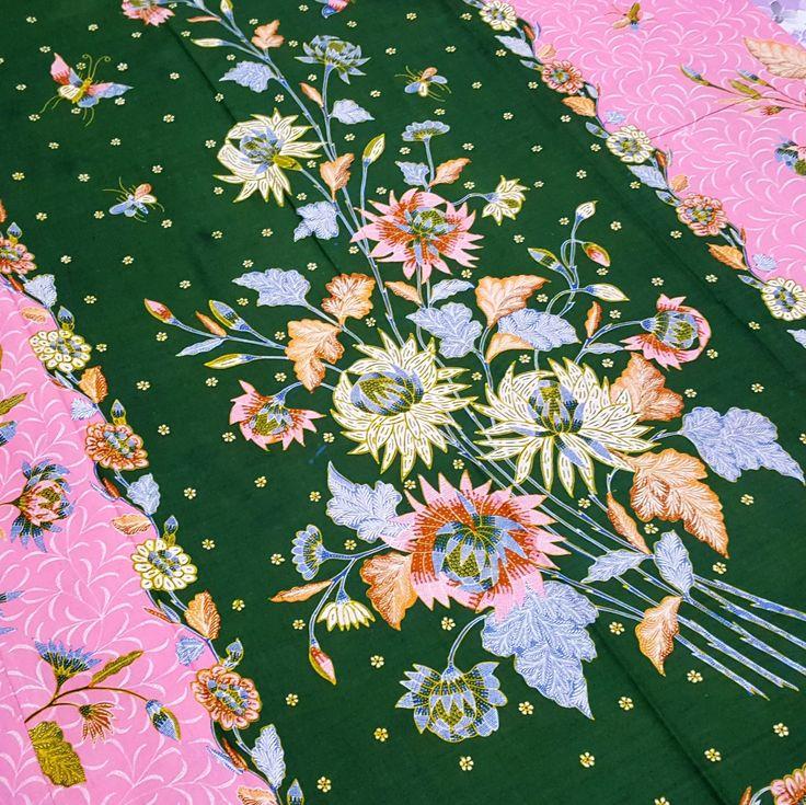 Dutch Influenced Batik