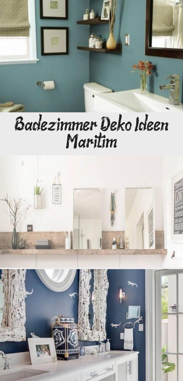 Badezimmer Deko Ideen Maritim   badezimmer ideen maritim ...