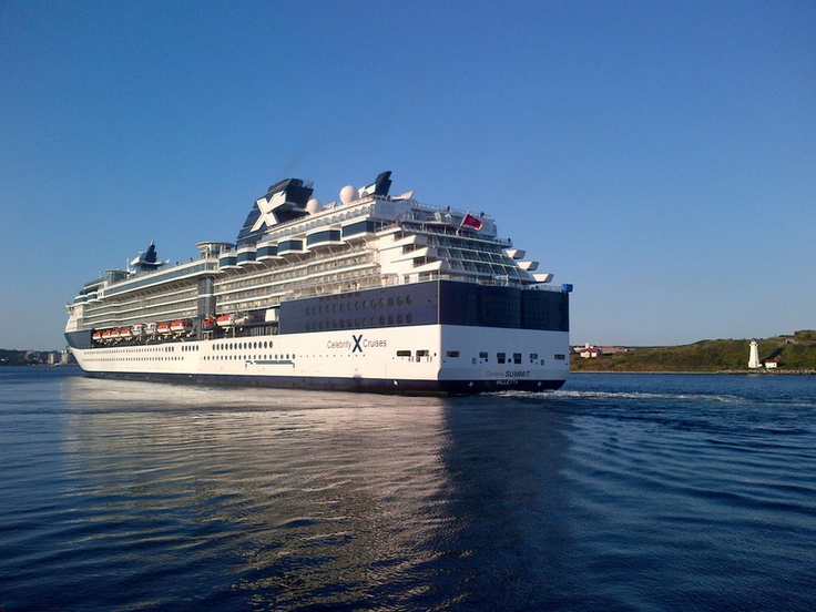 Celebrity Summit. Photo by Halifax Port Authority.