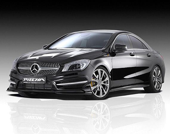 Mercedes Benz CLA250 GT R Tuned | By PIECHA Design