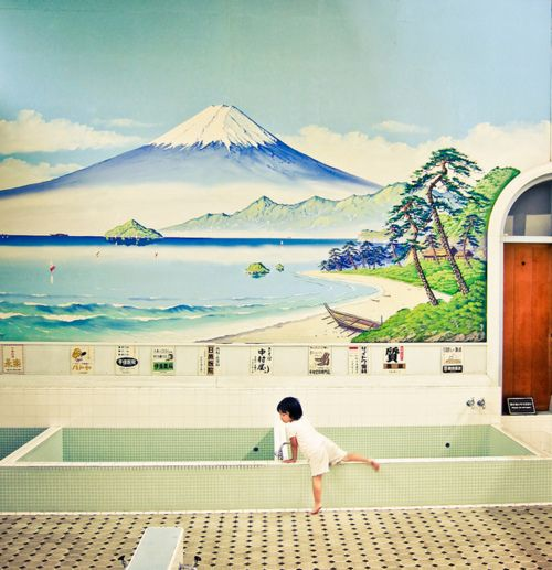 Sento (public bath) from shibori lover 織物, ramona538: . by kirainet on Flickr.