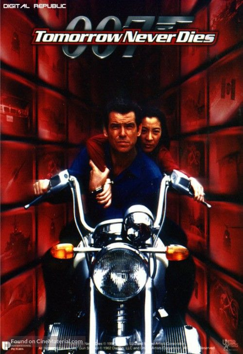79 best Tomorrow Never Dies images on Pinterest | Art ...