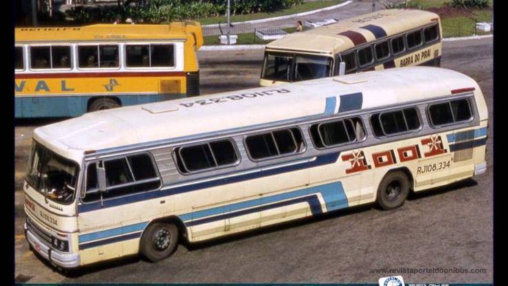História das Melhores Empresas de ônibus do Brasil - AUTO VIAÇÃO 1001