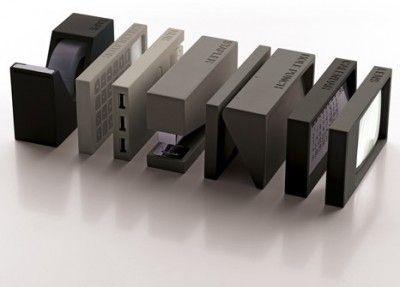 Buro desk accessories - Minimalissimo