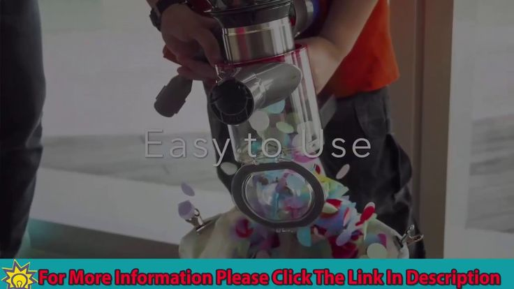 BEST VACUUM REVIEW - Dyson V8 Absolute Cordless HEPA Vacuum Cleaner video